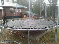 High quality Trampoline $100 OBO
