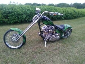 2005 Rolling Thunder Softail Custom Chopper