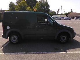 Fords Transit Connect SWB
