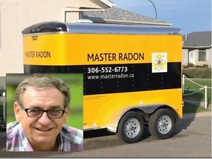 Free Radon Testing in January