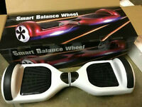 Smart Balance Wheel Electric Scooter Hoverboard Segway, Brand new Boards * Boxed, White