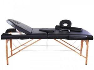 Brand New @ WWW.BETEL.CA || Pro Massage Physio Esthetics Table Set || WARRANTY || FREE DELIVERY || RED & BLACK