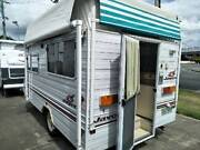 JAYCO - Pop Top - 2001 - Rear Door, 2 x Single Beds, A/C, VGC Boondall Brisbane North East Preview