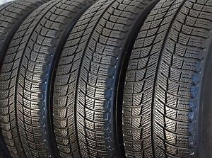 Michiline X-Ice winter tires 215/55/R16 with steel Rims