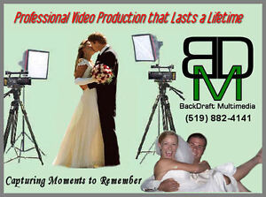 Professional Wedding Videographer Sarnia Sarnia Area image 1