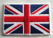 Union Jack Sew on Patch