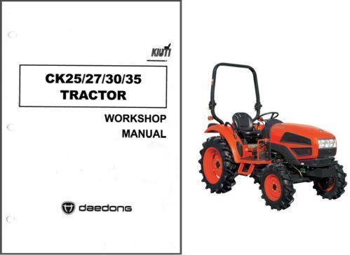 Parts manual ck20