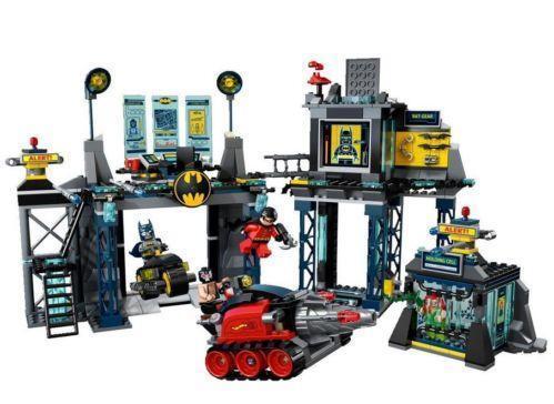 Lego Batman Batcave | eBay