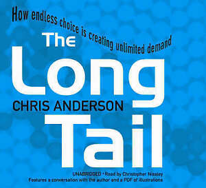ANDERSON,CHRIS-RC 1046 LONG TAIL, THE - CD  CD NEW