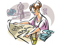 Professional seamstress Hampshire