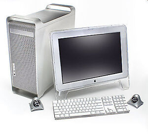 COLLECTOR'S ITEM: PowerMac G5 1.6GHz with Cinema Display