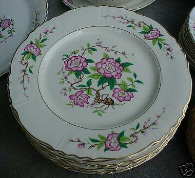 DINNER PLATES ARLINGTON by SYRACUSE CHINA Arlington China