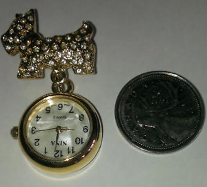 Brand New Pin Mother-of-Pearl Dial Watch - $10