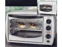 MINI OVEN AND GRILL FREE DELIVERY