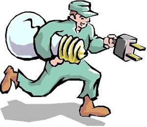 JOURNEYMAN ELECTRICIAN (24/7) FREE ESTIMATES ! 780_993_1333