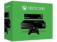 Xbox one 500GB with kinect