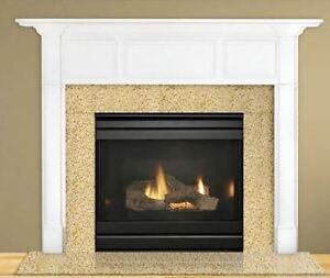 "32"" viewing area Direct Vent Fireplace with 19000 BTU"