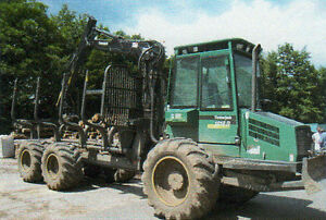 TIMBERPARTS - Skidder Porter Harvester Forwarder Buncher PARTS | heavy equipment | Saint John ...