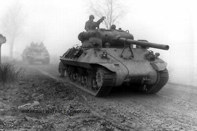 Battle of the Bulge - American Tank Destroyers 4x6 WWII WW2 Photo 102