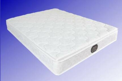 Aspire Queen size Pillowtop mattress- Value! Free Delivery!!!