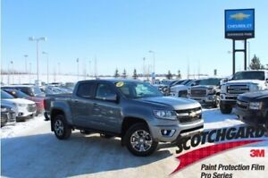 2018 Chevrolet Colorado Z71| Heat Buckets| Rem Start| Auto Clima