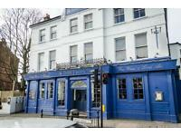KP wanted for busy Gastropub | North London, friendly team | approx £8.50ph inc service