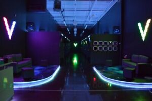 ViRal virtual reality arcade for LEASE