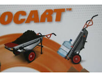 WHEELBARROW - Worx Aerocart WG050 8-in-1 All Purpose Lifter/Carrier and Mover - New