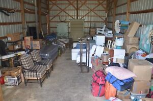 FREE STUFF REMOVAL OLD GARAGE COTTAGE FARM