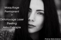 Cours maquillage permanent et mésothérapie rive sud