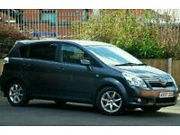 Toyota Corolla Verso 2.2 D-4D SR 5dr IMMACULATE FULL TOYOTA HISTORY