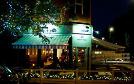 Experienced junior sous chef wanted for busy chorlton restaurant. £22k PLUS TIPS!!!