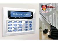 HIGH DEFINITION CCTV AND INTRUDER ALARMS SUPPLY AND INSTALL.