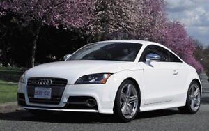 2013 Audi TTS Coupe For sale by owner