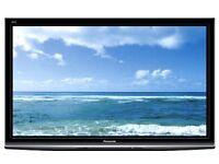 Panasonic 50 inch 600Hz Full 1080p HD Plasma TV ★ Satellite TV ★ Very Good condition ★