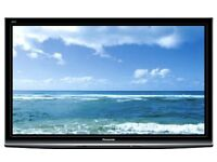 Panasonic 50 inch Full HD 1080p 600Hz Plasma TV ★ FreeSat & Freeview Built in ★
