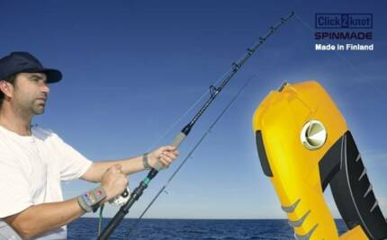 Click2knot - Automatic Hand-Held Fishing Knot Tying Tool Banksmeadow Botany Bay Area Preview