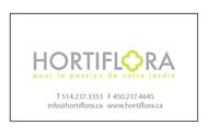 Hortiflora inc. - Entretien paysager et conception de jardin