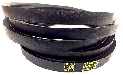 "A93 Belt 4L950, A93 V-Belt (1/2 top width x 95"" OD x 93"" ID)  (BLK) (4G22)"