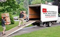 Hop to it movers **Moving & Storage** Call Us 780-994-4333