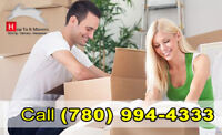 HOP TO IT MOVERS **MOVING & STORAGE** CALL US