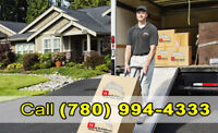 EDMONTON'S BEST MOVING COMPANY&SERVICES, LOW PRICES