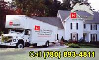 *BEST MOVING COMPANY&SERVICES, LOW PRICES  (780) 893 4811*****