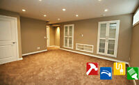 Painting Services, Professional and Quality Renovations.