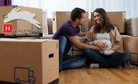 Edmonton's Moving Company-Professional 7809944333