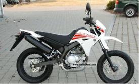 Motorbike - YAMAHA XT 125 X 2011 Plate