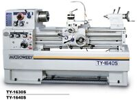 Microweily High Speed Precision Metal Lathe TY-1630S