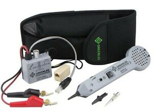 New-Greenlee-Professional-701K-G-6A-Tone-and-Probe-Tracing-Kit-w-ABN-Test-Clips