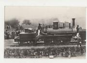 Locomotive Postcard