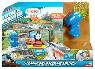 New Fisher-Price Thomas & Friends Track Master, Steamworks Repair Station
